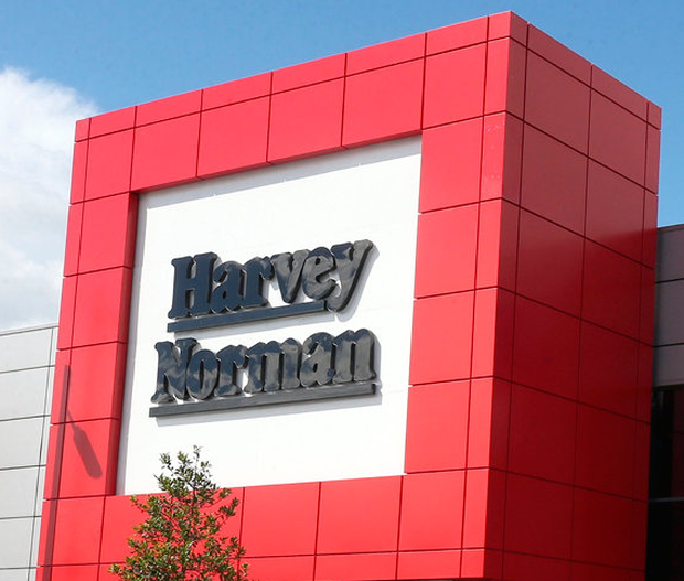 New accounts filed by Harvey Norman Holdings (Ireland) Ltd show that the business recorded the increase in operating profits after revenues went up by 13pc from €182.49m to €206.3m in the 12 months to the end of June last. Photo: Damien Eagers