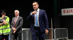 Regrettably for Mr Varadkar and his Government, it is impossible to spin their way out of mismanaging major projects, the housing crisis and a succession of foot-in-mouth gaffes from people who are supposed to be media trained to within an inch of their lives. Photo: PA