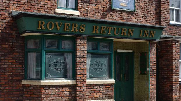 A week of paid work on Coronation Street is part of the scheme (ITV/PA)