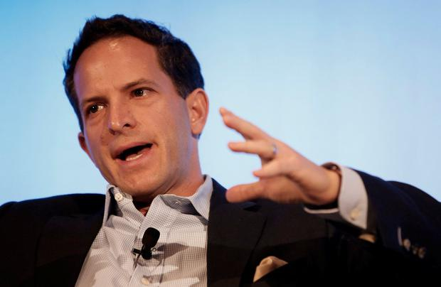 Main attraction: SurveyMonkey CEO Zander Lurie says leadership and speaking out on issues and the company's mission, culture and values are key to attracting the best technical and creative talent and inspiring people to recruit friends. Photo: Patrick T. Fallon/Bloomberg