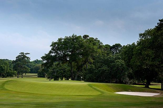 Heartbreaker: The 11th at Country Club of Charleston is a stiff challenge