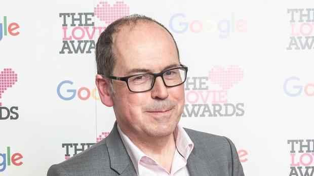 Rory Cellan-Jones shared his diagnosis online. (Victor Frankowski/Shutterstock)