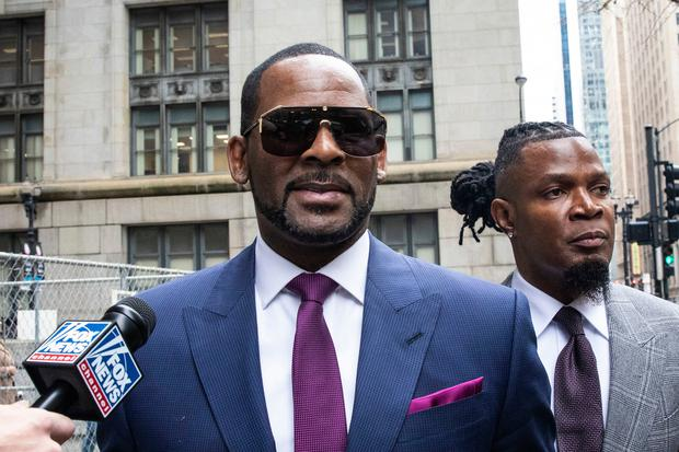 R. Kelly has been charged with 11 new sex assault charges (Ashlee Rezin/Chicago Sun-Times via AP, File)
