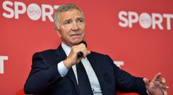 Virgin Media pundit and Liverpool legend Graeme Souness is pictured during a Q & A session at Virgin Media, Eastpoint Business Park in Dublin. Photo: Sam Barnes/Sportsfile
