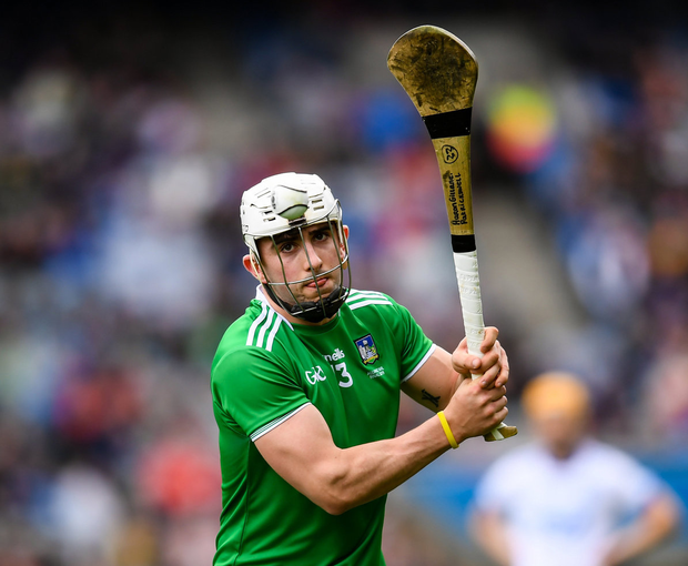 Limerick star Aaron Gillane is among the best half dozen forwards in the game. Photo: Stephen McCarthy/Sportsfile