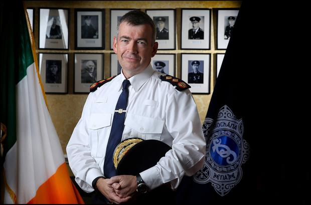 NEW UNIT PLANNED: Garda Commissioner Drew Harris.                   Picture: David Conachy