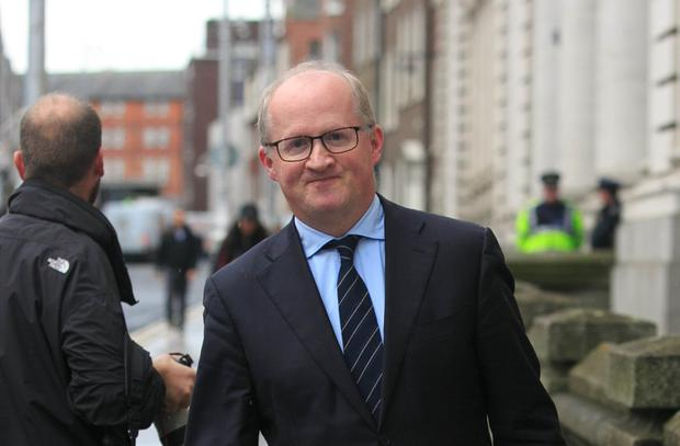 'Open to new ideas': Philip Lane is the ECB's new chief economist. Photo: Gareth Chaney, Collins