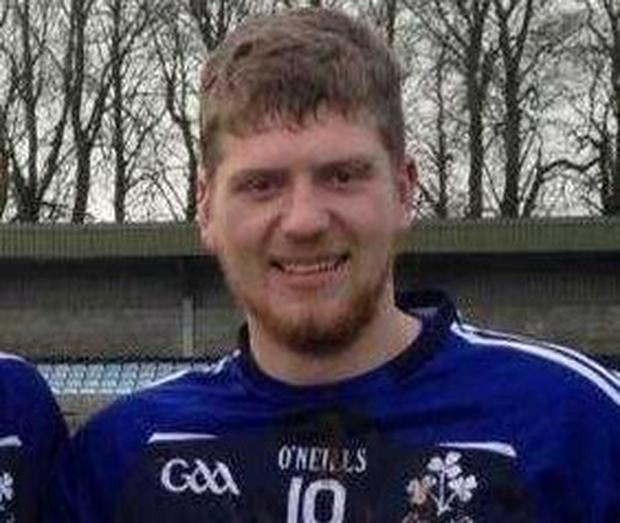 Tragedy: Sean Breen died when a vehicle ploughed into a ditch yesterday