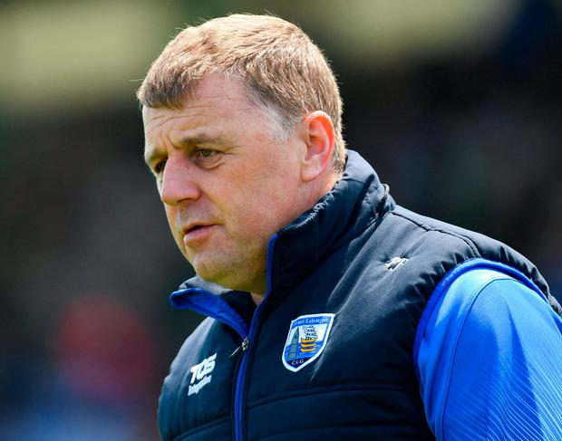 Fanning: Manager needs clear vision. Photo: Ramsey Cardy/Sportsfile