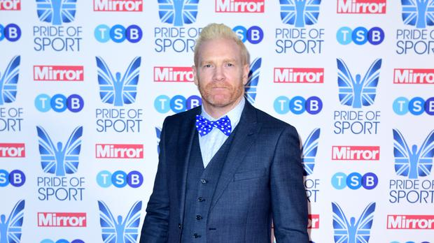 Iwan Thomas (Ian West/PA)
