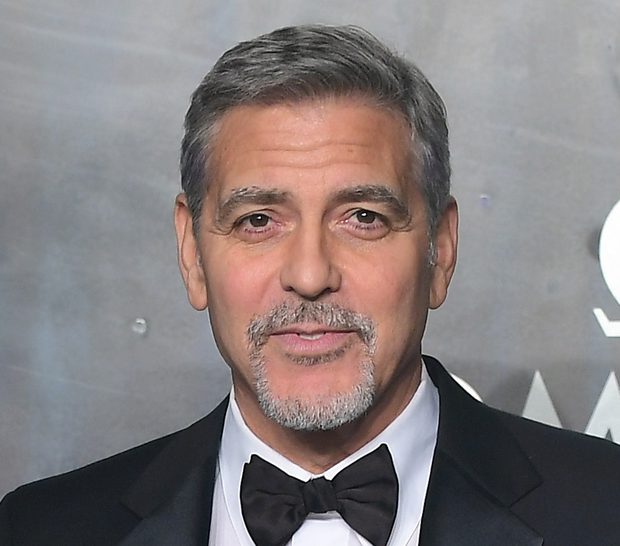 Regardless of whether you'd give your #1 to charm-barons like Cary Grant and George Clooney (pictured), chances are they'll all share effortless good manners and a common courtesy that never goes out of fashion. Photo: Ian West/PA