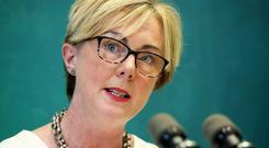 Promised to right the wrong: Social Protection Minister Regina Doherty. Photo: Steve Humphreys