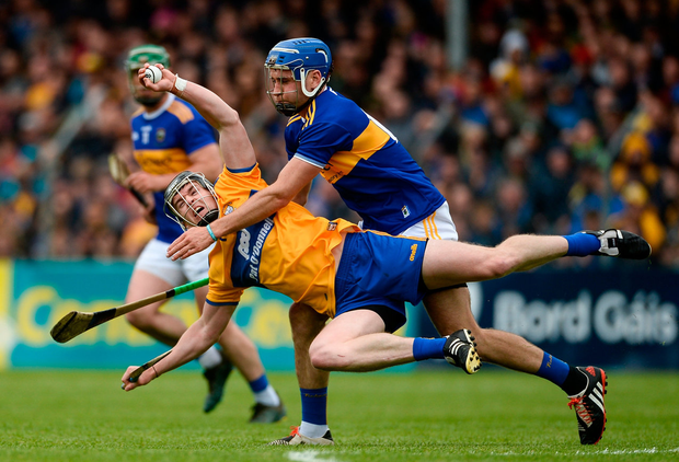 Tony Kelly's Clare (pictured), Páraic Fanning and Waterford haven't fared well in the second year of the hurling round robin. Photo: Diarmuid Greene/Sportsfile
