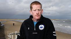 Campaign: Paudie McGahon wants a full criminal investigation into his allegations. Photo: Frank McGrath