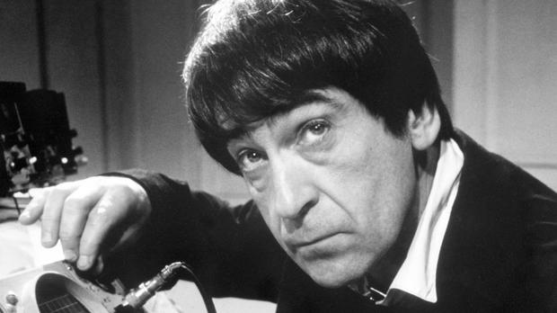 Actor Patrick Troughton, starred as the Doctor in the largely lost run of episodes (PA)