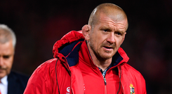 Graham Rowntree will shake things up. Photo: Sportsfile