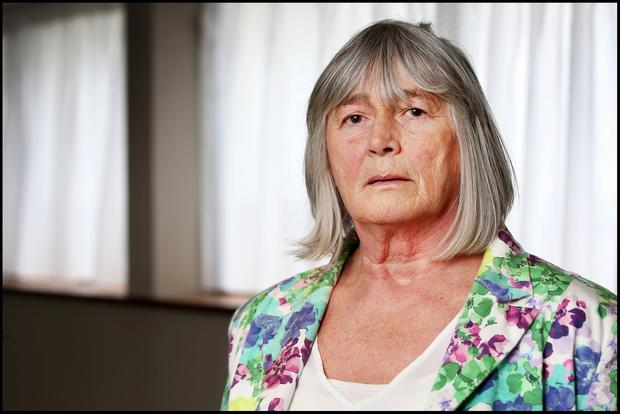 Mental strain: Teresa McNally has slammed a plan to restrict homecare supports. Picture: Steve Humphreys