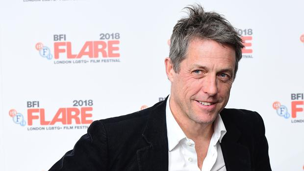 Hugh Grant (Ian West/PA)