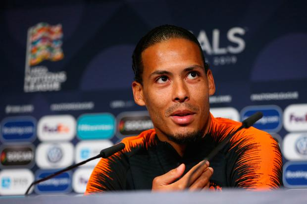 Virgil van Dijk now favourite to win Ballon d'Or