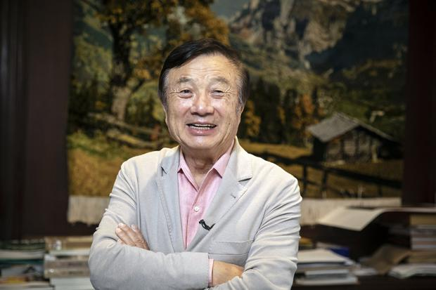 Fighting back: Founder and chairman Ren Zhengfei has always insisted Huawei would resist any spying requests. Photo: Bloomberg