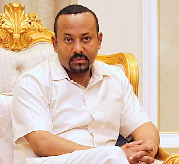 Diplomatic skills: Prime Minister of Ethiopia Abiy Ahmed. Photo: Ashraf Shazly/AFP/Getty Images