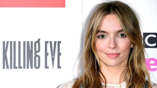 Fans welcomed the return of Killing Eve, starring Jodie Comer (Ian West/PA)