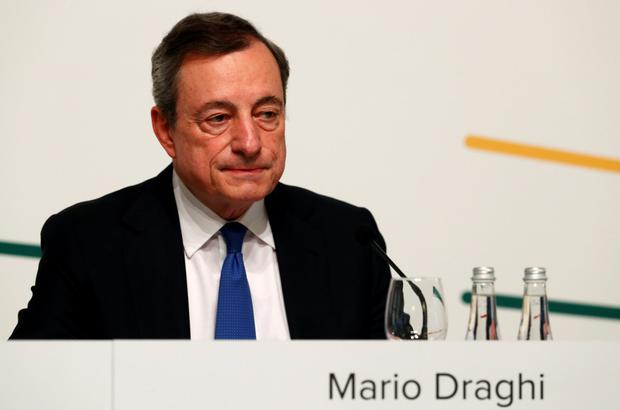 Mario Draghi's time as president of the European Central Bank is coming to an end. Photo: REUTERS/Ints Kalnins