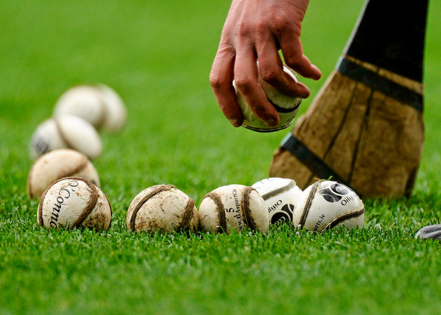 The Lake County came into the game on the back of a surprise defeat to Kerry two weeks ago while Antrim saw off Offaly last week, meaning they needed a win to secure a place in the Croke Park decider on 30 June (stock photo)