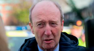Minister Shane Ross. Photo: Gareth Chaney, Collins