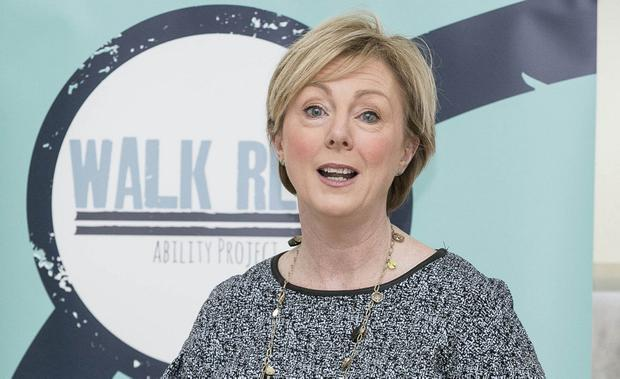 'Fair response': Minister Regina Doherty has come under fire. Photo: Paul Sherwood