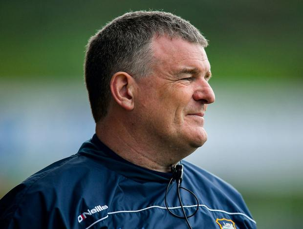 Tipperary manager Liam Kearns announced his resignation. Photo: David Fitzgerald/Sportsfile