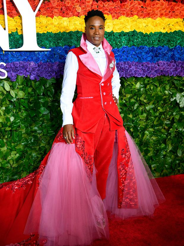 Billy Porter attends the 73rd Annual Tony Awards at Radio City Music Hall on June 09, 2019 in New York City. (Photo by Dimitrios Kambouris/Getty Images for Tony Awards Productions)