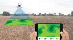 Drone ranger: Technology is playing an increasingly important role in agriculture