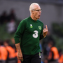 Ireland boss Mick McCarthy