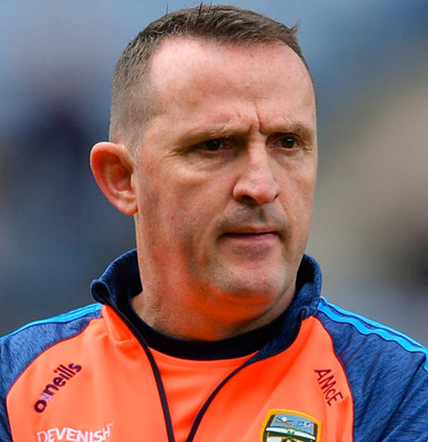 Meath boss Andy McEntee must come up with a plan to upset the champions. Photo: Piaras Ó Mídheach/Sportsfile