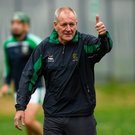 Joachim Kelly must mastermind an Offaly victory to avoid the Christy Ring. Photo: Sportsfile