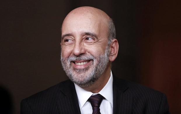 Probe: Gabriel Makhlouf is currently chief of the New Zealand Treasury and is due to take up his role with the Central Bank in Dublin in September. Photo: Vivek Prakash/Bloomberg