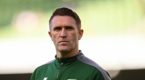 'I am thrilled for Robbie as he takes the next step in his path to becoming a top manager' - Mick McCarthy on Keane job