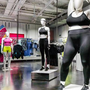 Plus interest: Nike's plus-size mannequin