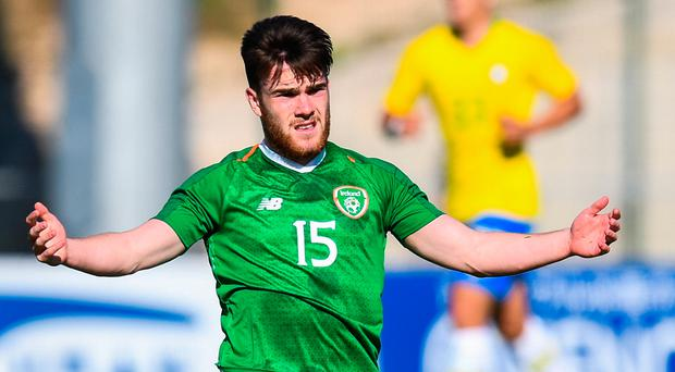Brazil prove too strong for Stephen Kenny's brave Irish under-21s in Toulon semi-final