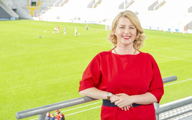 Conference: Trauma expert Dr Ann McKenna issued warning. Picture: Gerard McCarthy