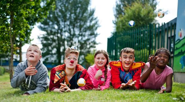 Get your Circus On will be held in Galway City for Cruinniú na nÓg