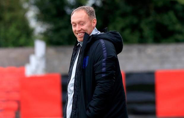 Swansea have appointed Steve Cooper as their head coach on a three-year deal, the Sky Bet Championship club have announced. See PA story SOCCER Swansea. Photo credit should read Donall Farmer/PA Wire.