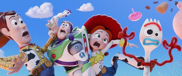Story time: Pixar's fourth instalment in the franchise is as funny and charming as you'd expect
