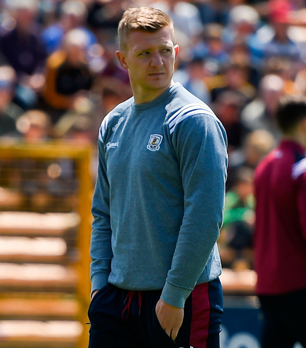 Joe Canning ahead of the Leinster SHC match between Kilkenny and Galway at Nowlan Park last weekend