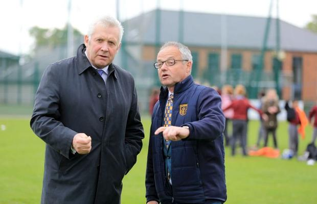Call: Oireachtas sports committee chairman Fergus O'Dowd. Picture: Gerry Mooney