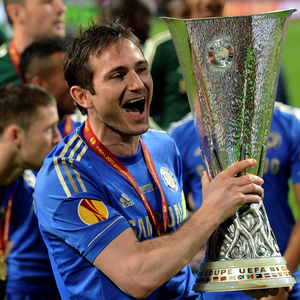 TRUE BLUE: Frank Lampard REUTERS/Paul Vreeker/File Photo