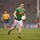 Mayo midfielder Matthew Ruane. Photo by Stephen McCarthy/Sportsfile