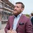 DEAL: Conor McGregor posted a photo of himself at the North Dublin development on his Instagram account