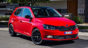 The Fabia Monte Carlo is roomy and adequate but doesn't live up to its name